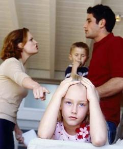 child-distress